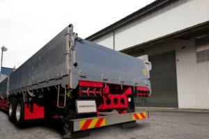 ナイトスター トラック ダンプ 積載車 3連テール 車検対応 ユーロトラック カミオン ランボルギーニ